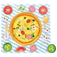 Пазл пицца (88122) , Bino