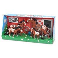 """Набор """"Семья лошадей"""", ТМ Melissa&Doug"""