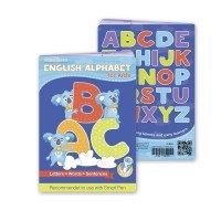 """Книга інтерактивна """"Английский Алфавіт"""", ТМ Smart Koala"""