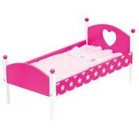 Кроватка с одеялом, TM Bino