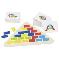 Гра-головоломка - Трикутник, Goki