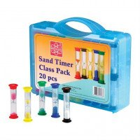 Обучающий набор Песочные часы на класс, 20 шт., Edu-Toys
