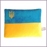 Подушка-грелка Флаг Украины, ТМ Зігрівайко