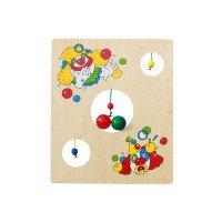 Ігрова панель Мішень дзвіночок,  Lam Toys