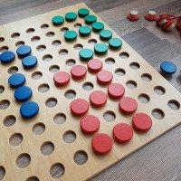 Ігрова панель Слова та цифри, Lam Toys