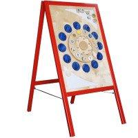 """Деревянная игровая панель """"Сенсино"""" 3008 Lam Toys (245 деталей),  Lam Toys"""