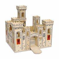 Деревянный рыцарский замок, ТМ Melissa&Doug