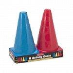 Набір пластикових конусів для активних ігр, Melisa&Doug