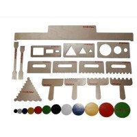 Навчальний набір для пісочниць, Art&Play