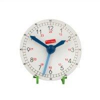 Часы ученические деревянные (макет), ТМ KOMAROVTOYS