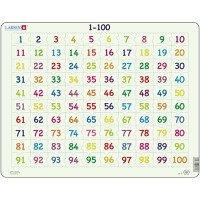 """Цифры, Пазл """"Числа"""", Larsen"""