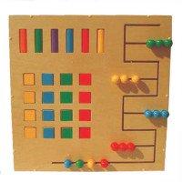 Модуль настенный Сравнение цветов