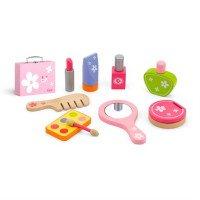 Дерев'яний ігровий набір Усе для макіяжу, Viga Toys