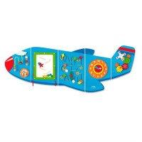 Бізіборд Літачок, ТМ Viga Toys