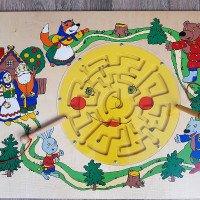 Игровая панель Колобок Lam Toys